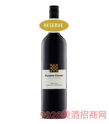 庞特科娜珍藏赤霞珠干红葡萄酒14.4度750ml