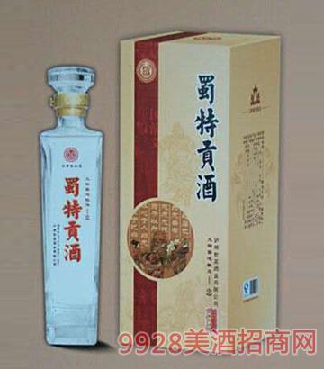 蜀特贡酒(忠)52度500ml浓香型