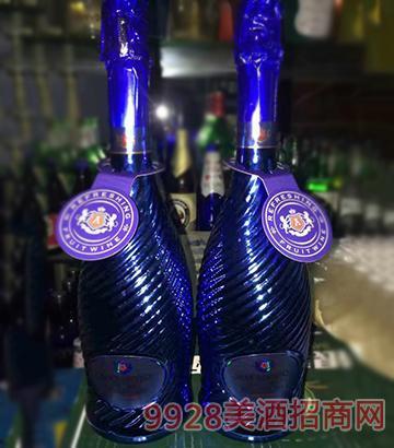 百思丽香槟酒750ml