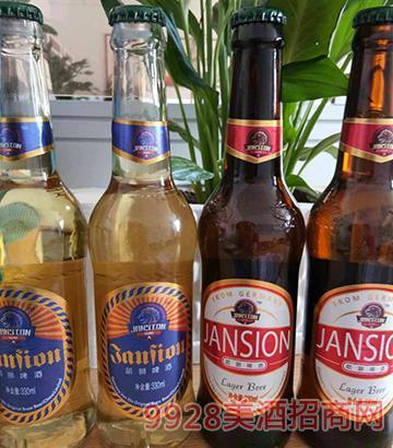 箭狮啤酒330ml瓶装