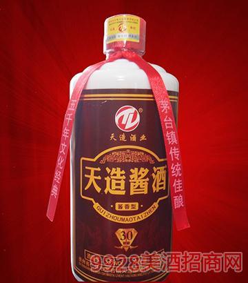 贵州茅台镇天造酱酒53度500ml酱香型