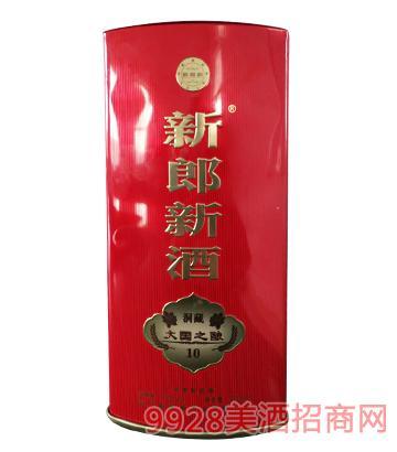新郎新酒大国之酿10-42度500ml浓香型