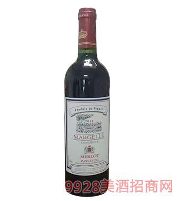玛歌尊爵干红葡萄酒