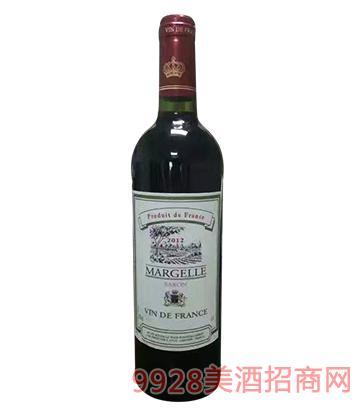 玛歌男爵干红葡萄酒