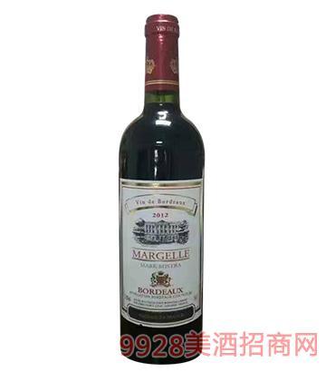 玛歌名图干红葡萄酒