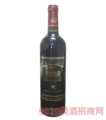 玛歌伯爵干红葡萄酒