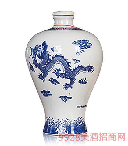 青花瓷原酿酒65度4L清香型