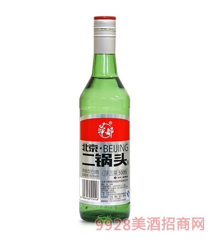 华都酒北京二锅头46度500ml清香型