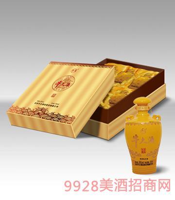 牛久宝藏地缸酒a35(礼盒装)56度100mlx6清香型