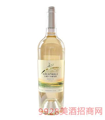 长城干白葡萄酒12度750ml