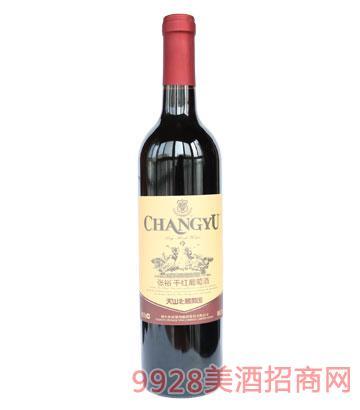 张裕天山北麓葡园干红葡萄酒12度750ml