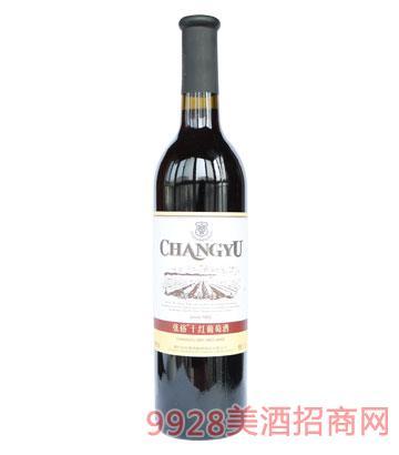 张裕干红葡萄酒1892-12度750ml