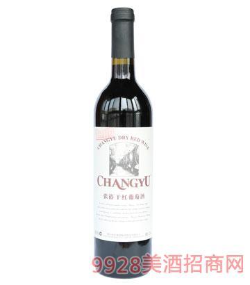 张裕干红葡萄酒12度750ml