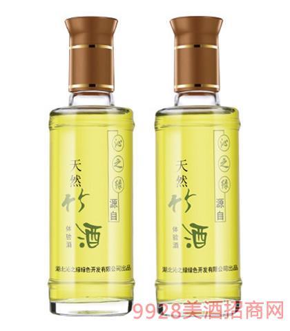 沁之绿原生态竹香型竹酒38度