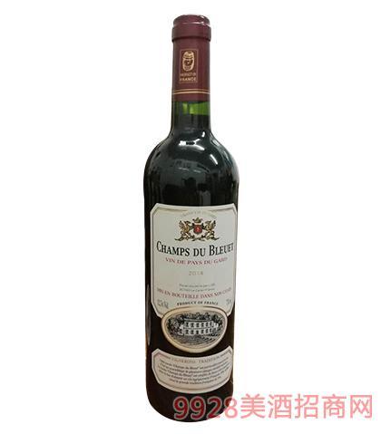 香都勒干红葡萄酒12.5度750ml