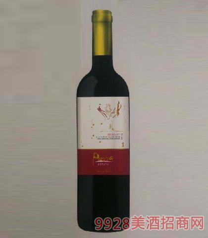 智利相思树1号干红葡萄酒