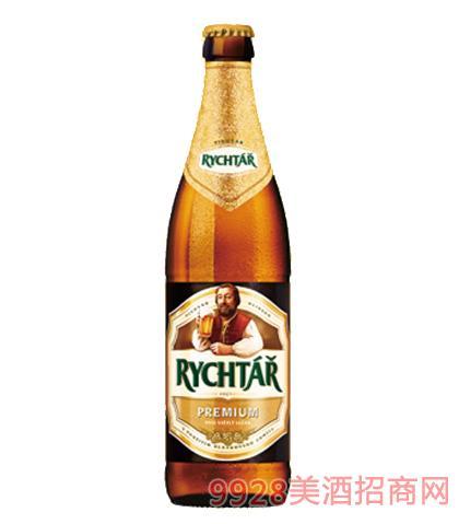 捷克总督皮尔森黄啤酒12°p