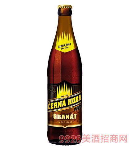 捷克黑山啤酒(黑啤)12°P