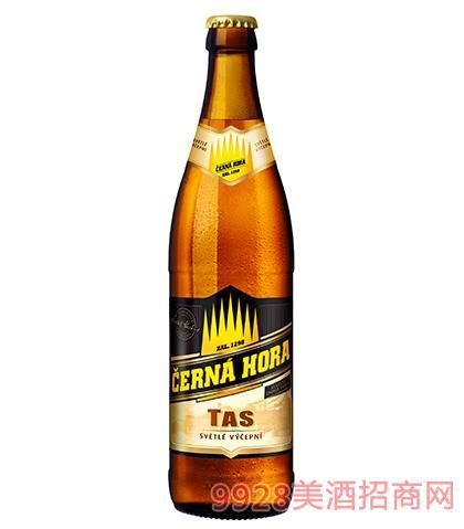 捷克黑山啤酒(黄啤)10°P