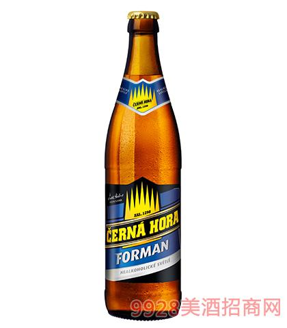 捷克黑山无醇啤酒10°P
