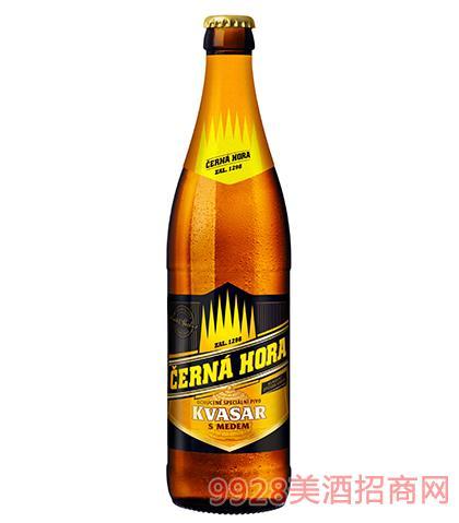 捷克黑山蜜制啤酒14°P