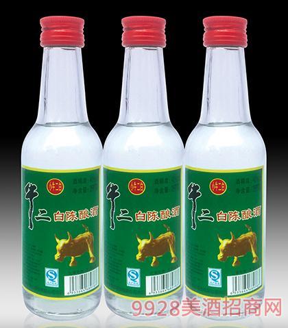 小牛二白陈酿酒42度250ml浓香型