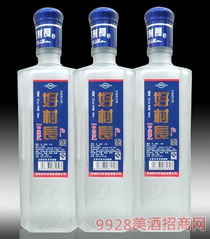 好村长酒中国梦52度500ml浓香型