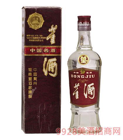 珍藏版红标董酒59°500ml(1994)