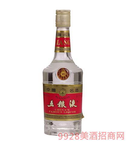 长城铁盖五粮液股份有限公司52°500ml(90年代)