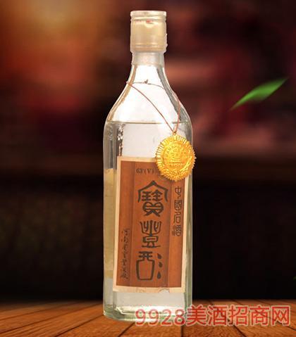 63°清香型寶豐酒500ml(90年代)