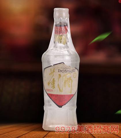 59°珍藏版白标董酒500ml(80年代)