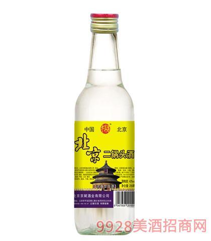 牛洱泉北京二锅头酒42度250ml浓香型全国招商中