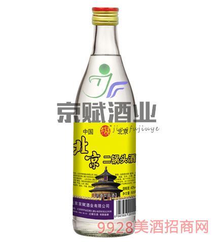 北京二锅头酒牛洱泉42度500ml浓香型