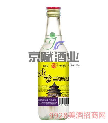 北京二锅头酒牛洱泉42度250ml浓香型