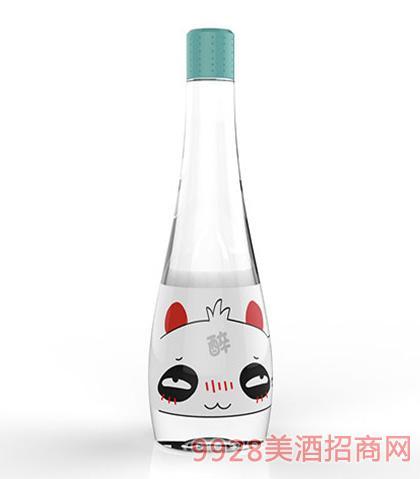 醉熊猫酒微醺国烧酒清爽13度500mlx6