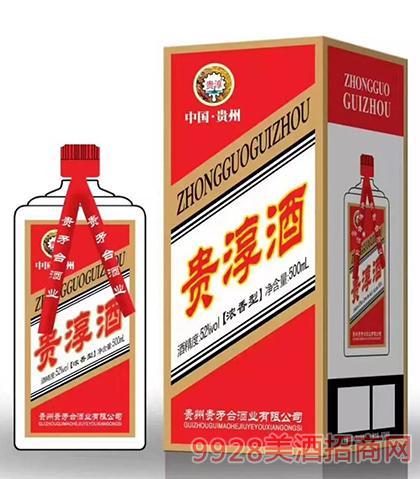 贵醇酒52度500ml浓香型