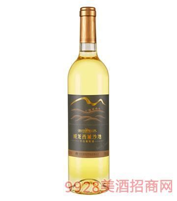 威龙西域沙地干白葡萄酒750ml×6 威龙葡萄酒