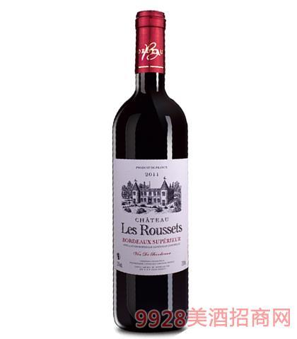 法国新侯爵葡萄酒13%vol