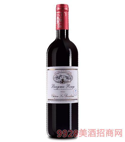 法国布兰多庄园葡萄酒13%vol