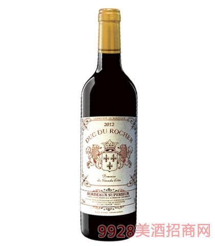 法国德豪尔伯爵葡萄酒13.5%vol