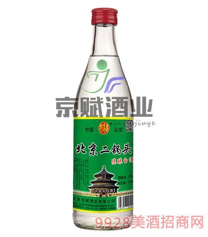 北京二锅头陈酿白酒牛洱泉42度500ml浓香型