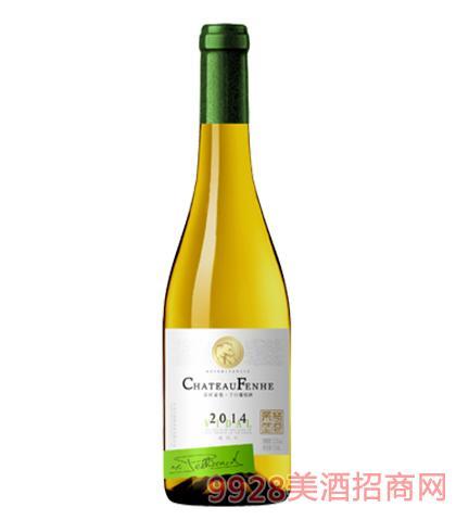 芬河帝堡干白葡萄酒13.5%vol