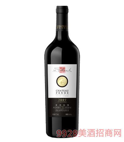 芬河帝堡经典干红葡萄酒14%vol