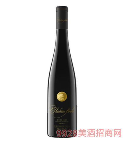 芬河帝堡蓝莓酒375ml