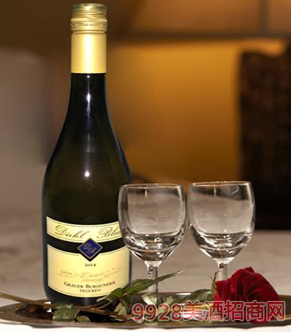 帝博利灰皮诺干白葡萄酒13%vol