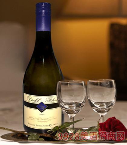 帝博利白皮诺干白葡萄酒12.5%vol