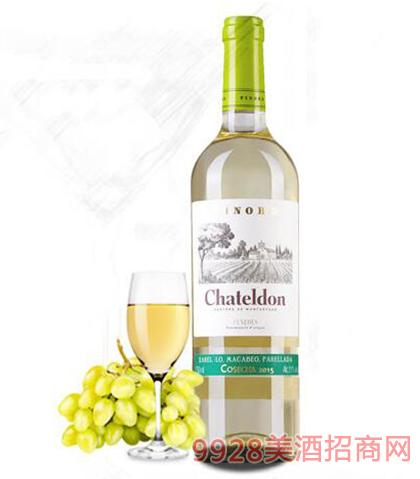 夏德隆品诺德白葡萄酒11度