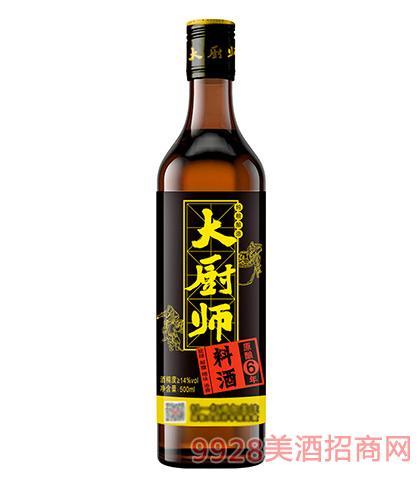 大厨师六年陈料酒≥14度500ml