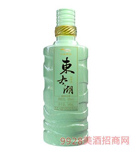 东太湖酒太湖美53度500ml酱香型
