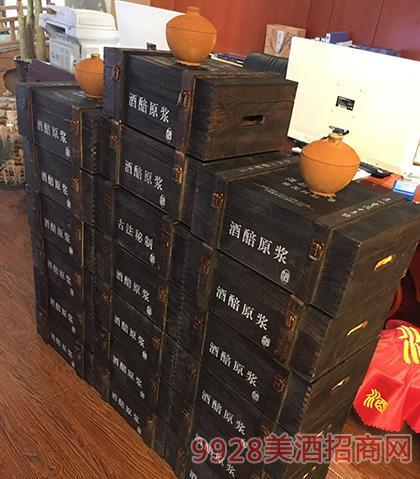 酒醅原浆酒 茅台镇酒